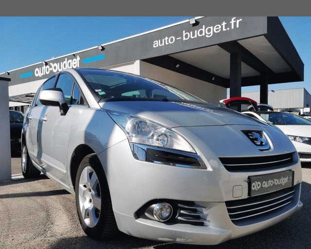Peugeot Peugeot 5008  1.6 HDi112 FAP Active 5pl