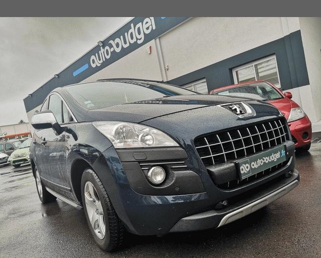 Peugeot Peugeot 3008  1.6 HDi110 FAP Premium Pack