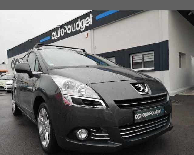 Peugeot Peugeot 5008  2.0 HDi FAP Premium Pack 7pl