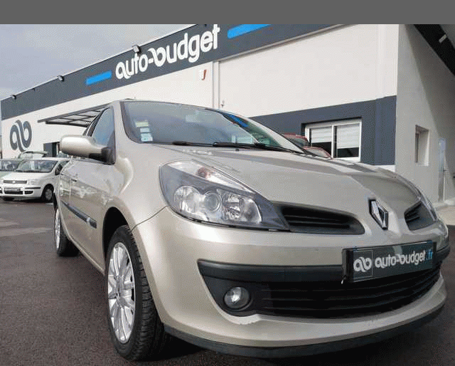 Renault Renault Clio III (B/C85) 1.5 dCi 85ch Exception 5p