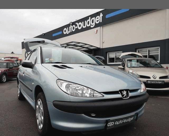 Peugeot Peugeot 206  1.4 16v Executive 5p