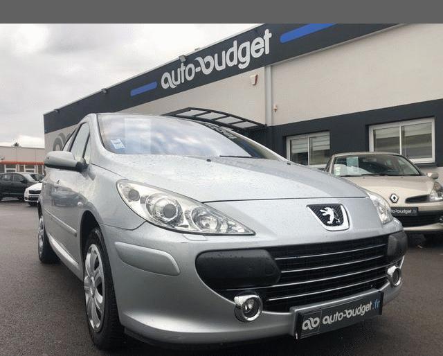 Peugeot Peugeot 307  2.0 16v Griffe 5p