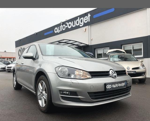 Volkswagen Volkswagen Golf VII 1.6 TDI 105 FAP BlueMotion 5p