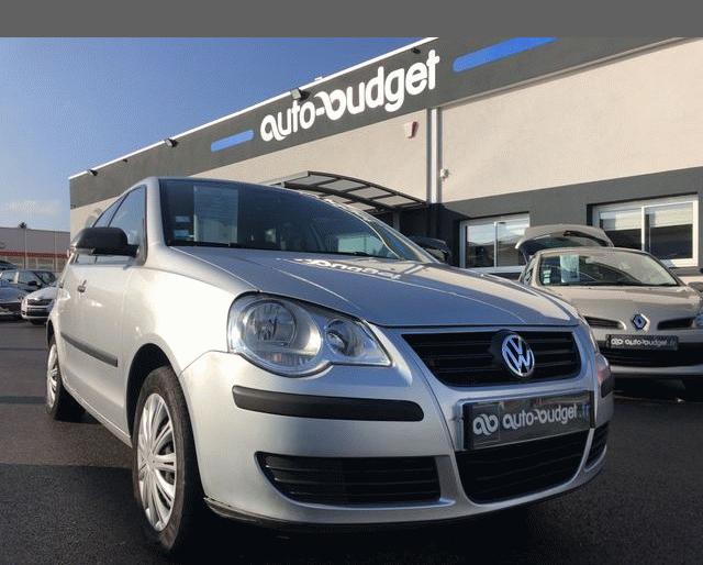 Volkswagen Volkswagen Polo IV 1.2 65 Trend 5p