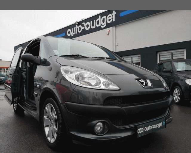 Peugeot Peugeot 1007  1.4 HDi Sporty