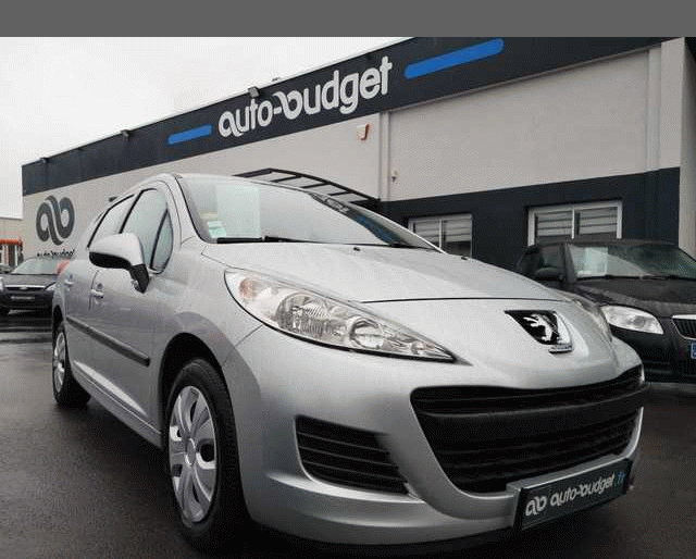Peugeot Peugeot 207  1.6 HDi90 Active 5p