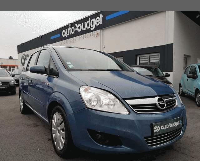 Opel Opel Zafira II 1.9 CDTI150 FAP Cosmo Pack