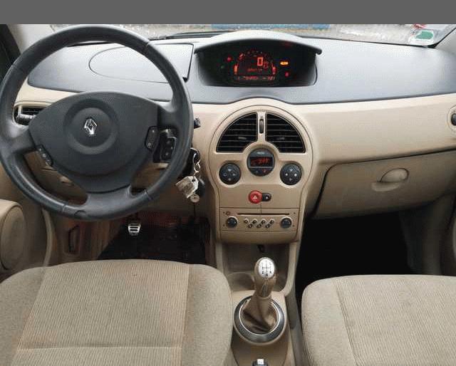 Renault Renault Modus  1.2 16v Confort Expression