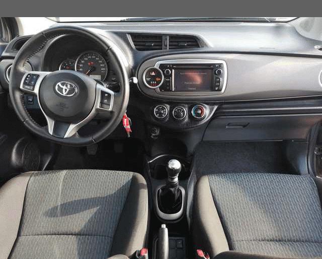 Toyota Toyota Yaris III 90 D-4D Dynamic 3p