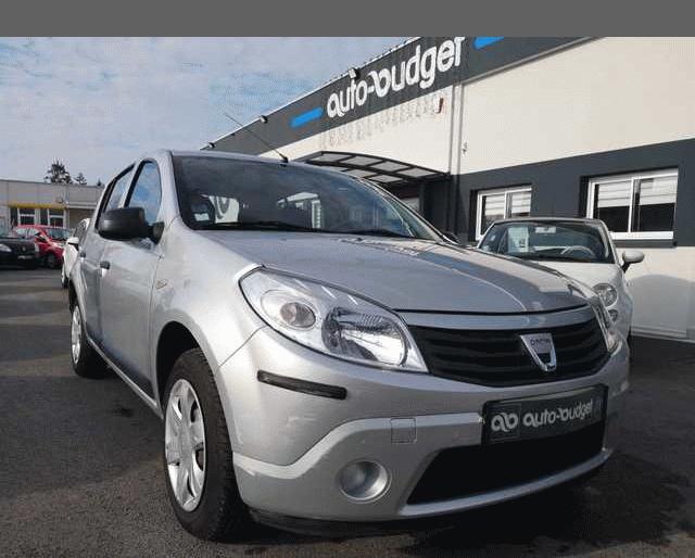 Dacia Dacia Sandero  1.4 MPI 75 GPL