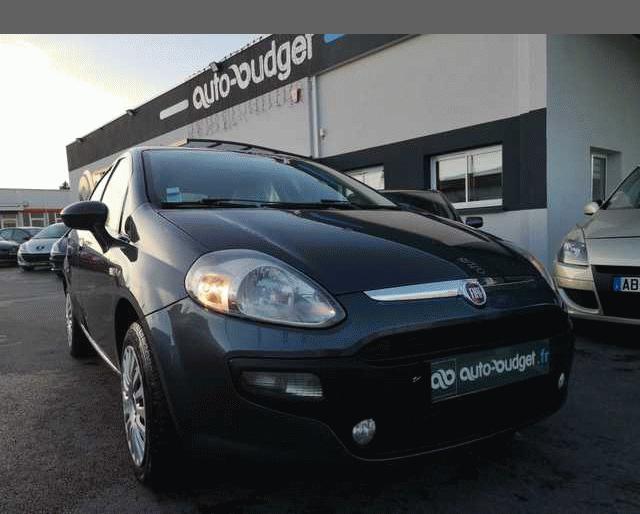 Fiat Grande Punto Evo 1.3L MULTIJET