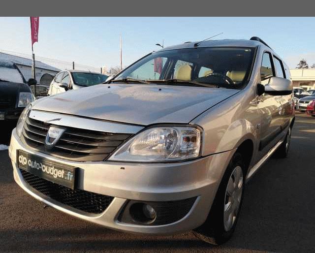 Dacia Dacia Logan MCV  1.5 dCi 85 Prestige 7 places