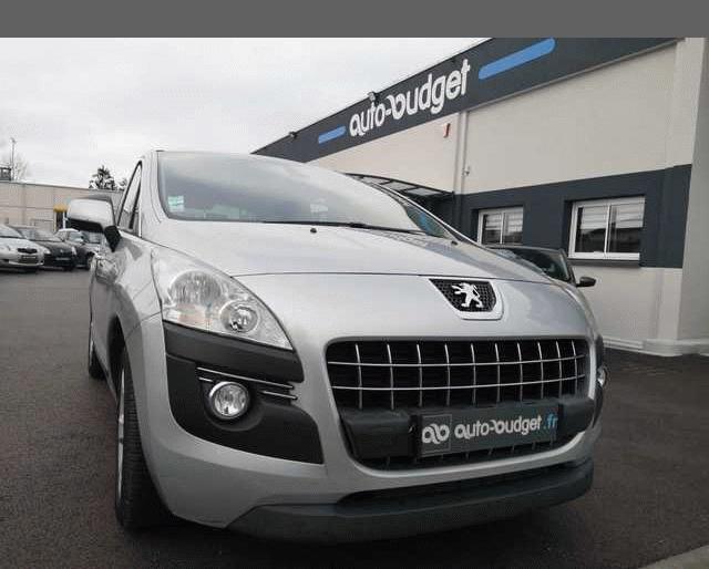 Peugeot Peugeot 3008  1.6 HDi112 FAP Premium