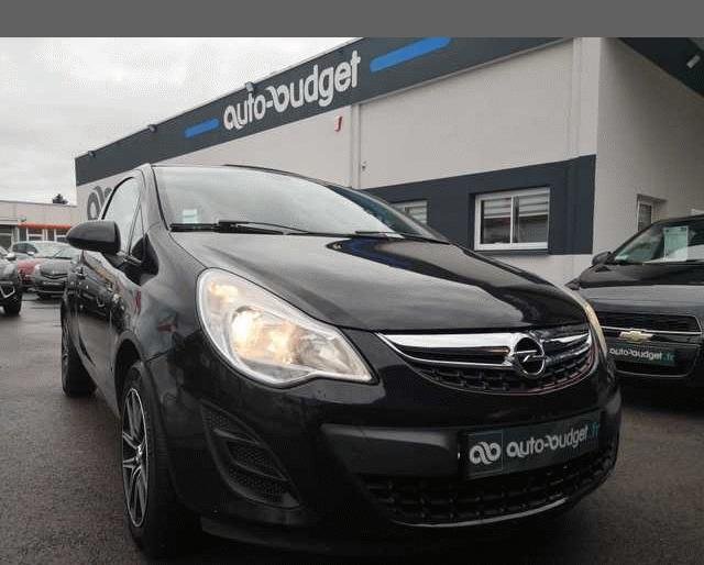 Opel Opel Corsa IV 1.2 Twinport Edition 3p