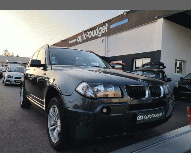 BMW BMW X3 I (E83) 2.0d Luxe
