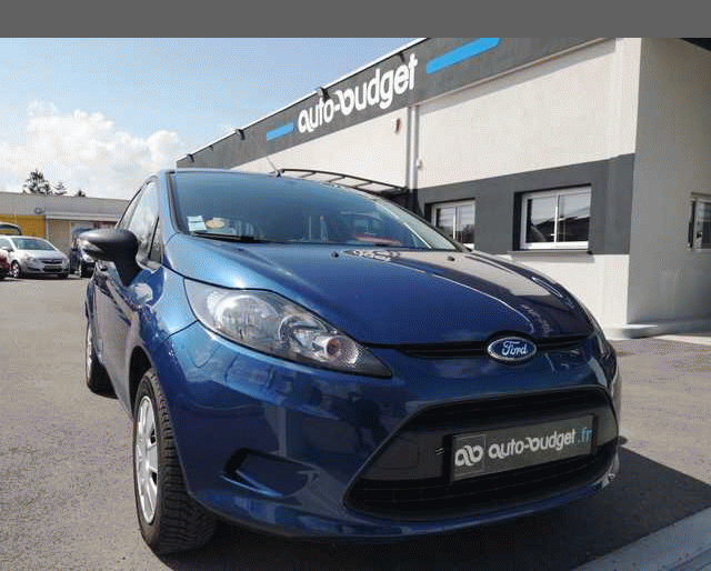 Ford Ford Fiesta IV 1.4 TDCi Ambiente 5p
