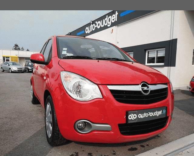 Opel Opel Agila 1,0 EDITION