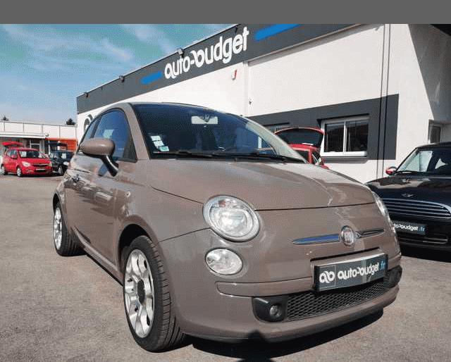 Fiat Fiat 500  1.4 16v 100ch Sport
