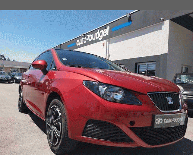 Seat Seat Ibiza IV 1.4 16v Reference Reprise.Poss.