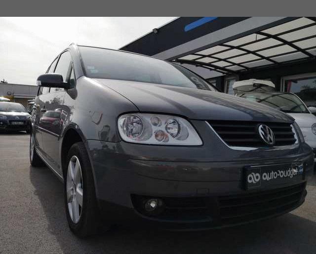 Volkswagen Volkswagen Touran  2.0 TDI 140 Confort