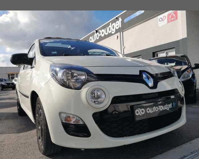 Renault Renault Twigo REPRISE POSS II (C44) 1.5 dCi 75ch Dyna eco² TOIT OUVRANT