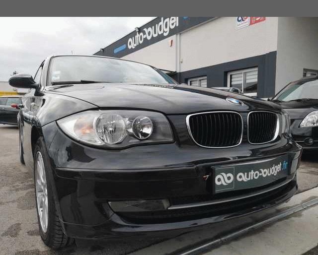 BMW BMW Série 1 I 120d Premiere 5p