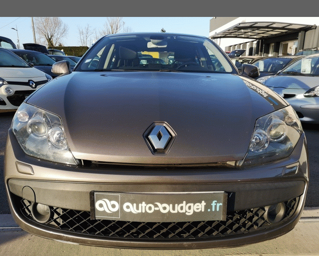 Renault Renault Laguna III 1.5 dci 110ch Black Edition