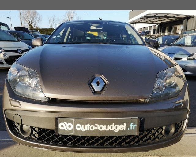 Renault Renault Laguna III (B91) 1.5 dCi 110ch Black Edition eco²