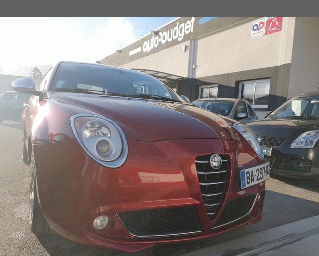 Alfa-Romeo Alfa-Romeo MiTo 1,3 JTD Impulsive