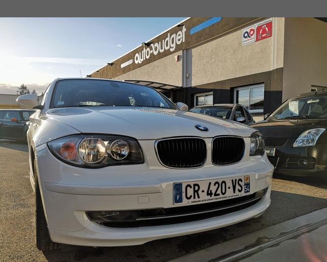BMW BMW Série 1 I (E81/87) 116d Edition Confort 5p