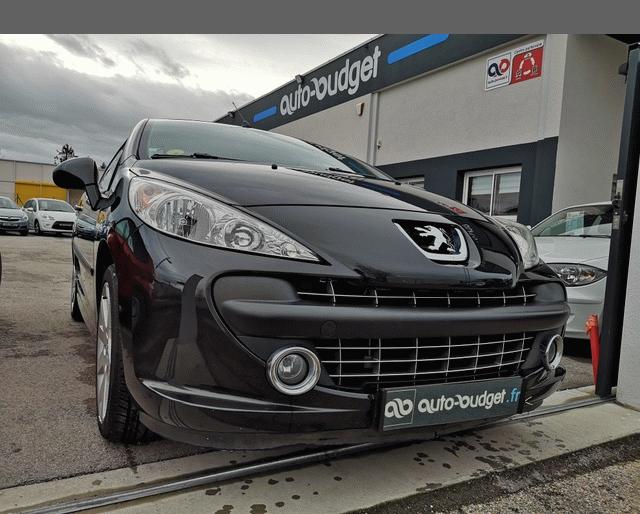 Peugeot Peugeot 207 1.6 16V 120ch Sport 3p Cabriolet