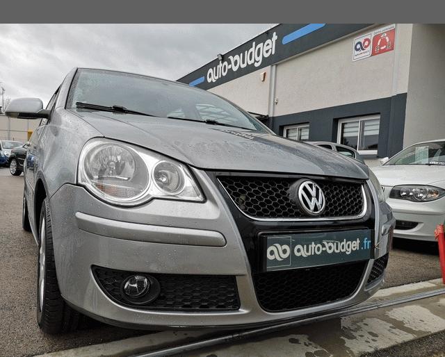 Volkswagen Volkswagen Polo IV 1,4TDI 80CV COMFORTLINE