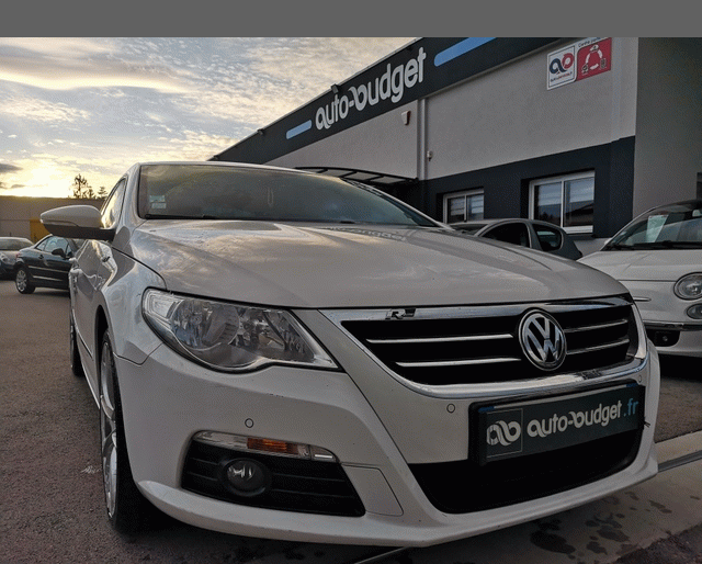 Volkswagen Volkswagen Passat CC 2.0 TDI 170 FAP CARAT BOITE AUTO DSG6