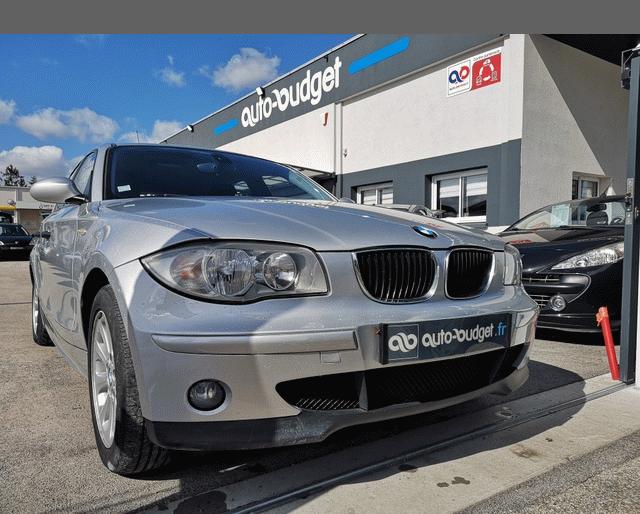 BMW BMW Série 1 I (E81/E87) 118d 122ch 5p