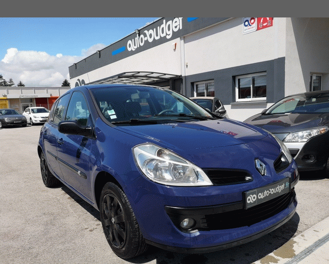 Renault Renault Clio III (B/C85) 1.5 dCi 70ch Expression 5p