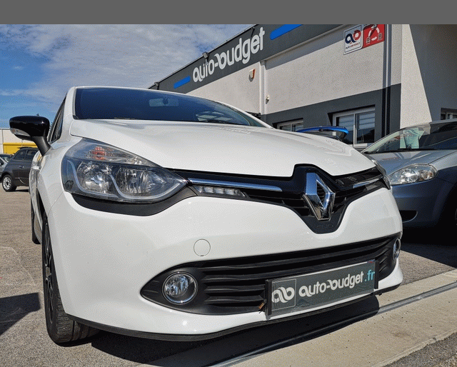 Renault Renault Clio IV (B98) 0.9 TCe 90ch energy Limited eco²